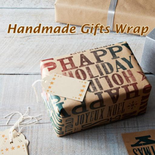 Handmade Gifts Wrap