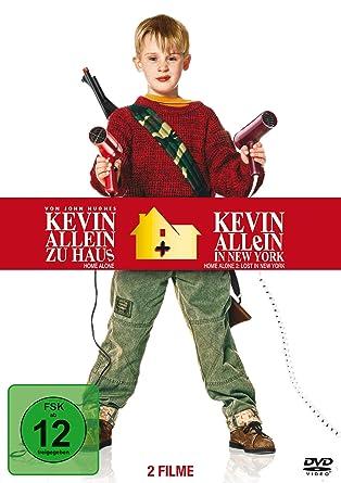 Kevin Allein Zu Haus Kevin Allein In New York Amazonde Macaulay
