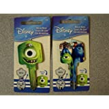 Donald Duck House Key Disney Kwikset New Blank