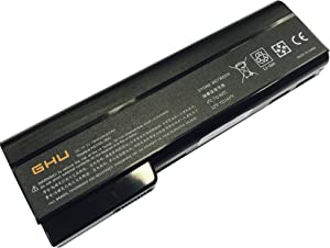 New GHU Battery 87 WH CC09 628666-001 Compatible with HP Probook 6360B 6460b 6470b 6465b 6565b 8460p 8470P 8475b 6560b 8560p 8570P PN 628668-001 628670-001 628668-001 628369-421 9 Cell 11.1V