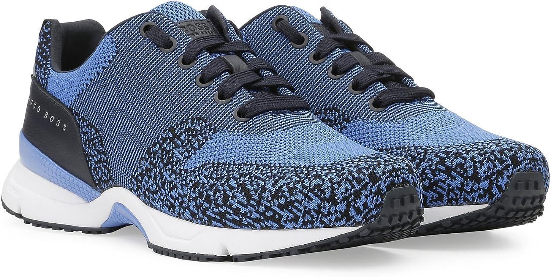 Hugo Boss Knit Upper Sneaker