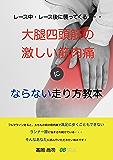 大腿四頭筋の激しい筋肉痛にならない走り方教本: フルマラソンを笑顔でゴールするために ゼロベースランニング