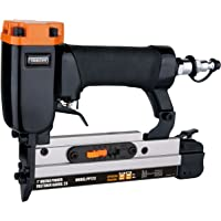 Freeman PP123 - 23 Gauge 1-Inch Pinner Ergonomic & Lightweight Pneumatic Nail Gun with Safety Trigger & Pin Size Selector for Crafts, Moulding, Picture Frames