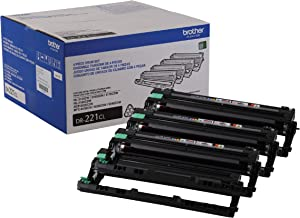 Brother Genuine Drum Unit, DR221CL, Seamless Integration, Yields Upto 15,000 Pages, Color