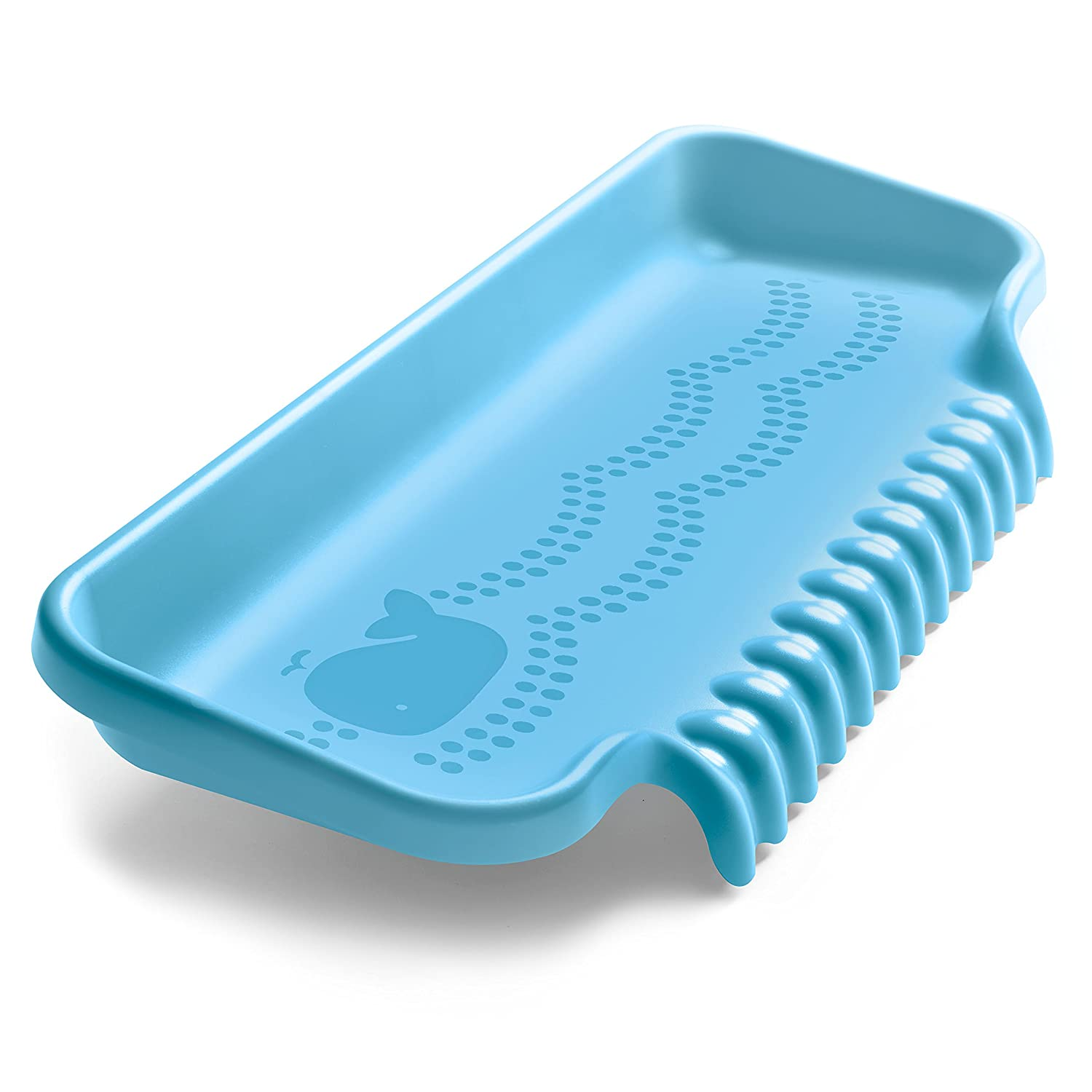 Amazon.com : Skip Hop Moby Shelfie Bathtub, Blue : Baby