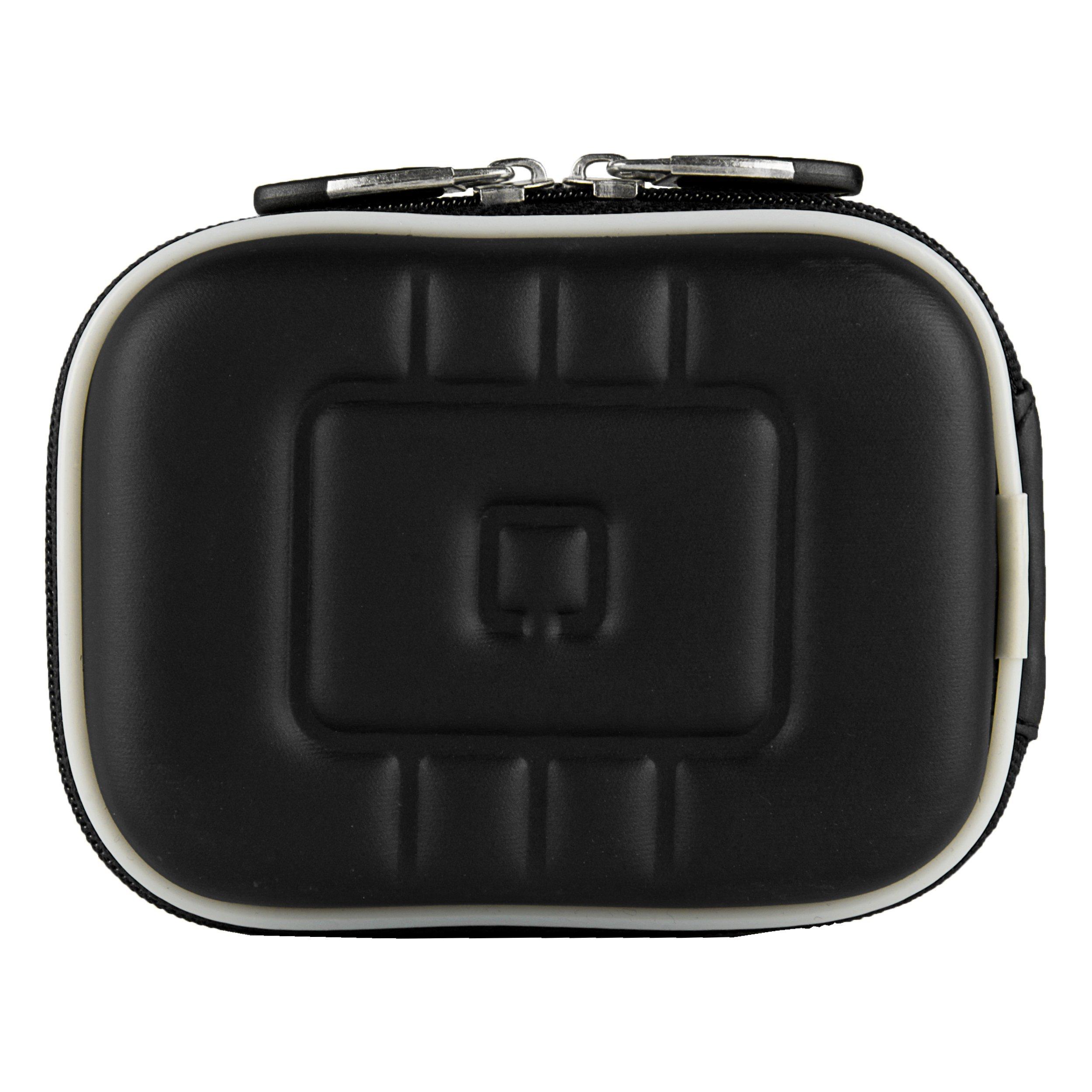 Kodak PlaySport HD Waterproof Pocket Video Camera, Mini Camcorder Accessories Kit: EVA Smooth Black Protective Hard Kodak Camera Case + Kodak Camera Tripod with Flexible Grip Legs + Live * Laugh * Love VG Wrist Band!!!