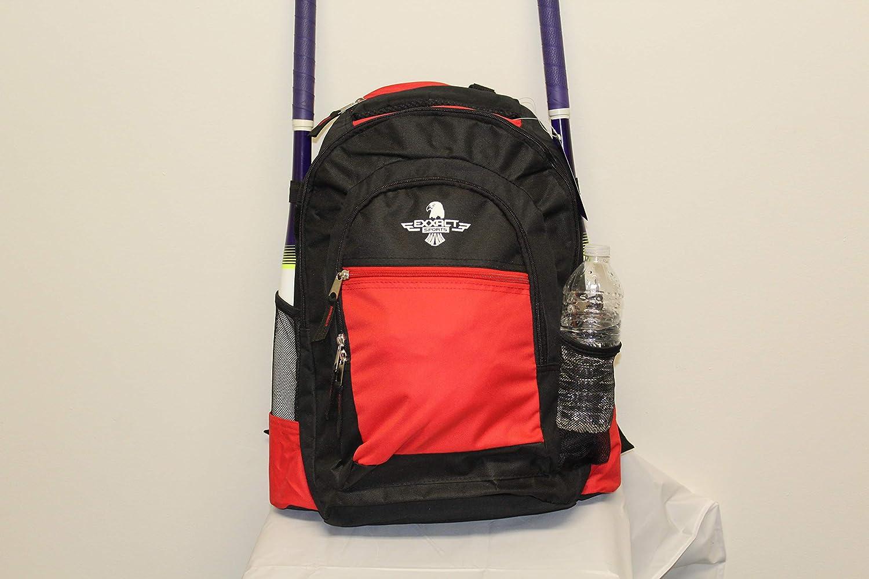 Exxact Sports Baseball//Softball Backpack with Fence Hooks