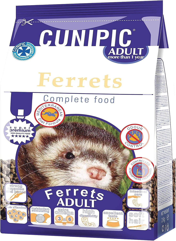 CUNIPIC Alimento Hurón Adult - 2000 gr