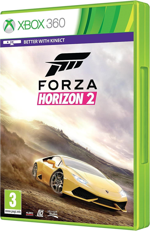 Microsoft Forza Horizon 2, Xbox 360 - Juego (Xbox 360, Xbox 360, Conducción, E (para todos)): Amazon.es: Videojuegos