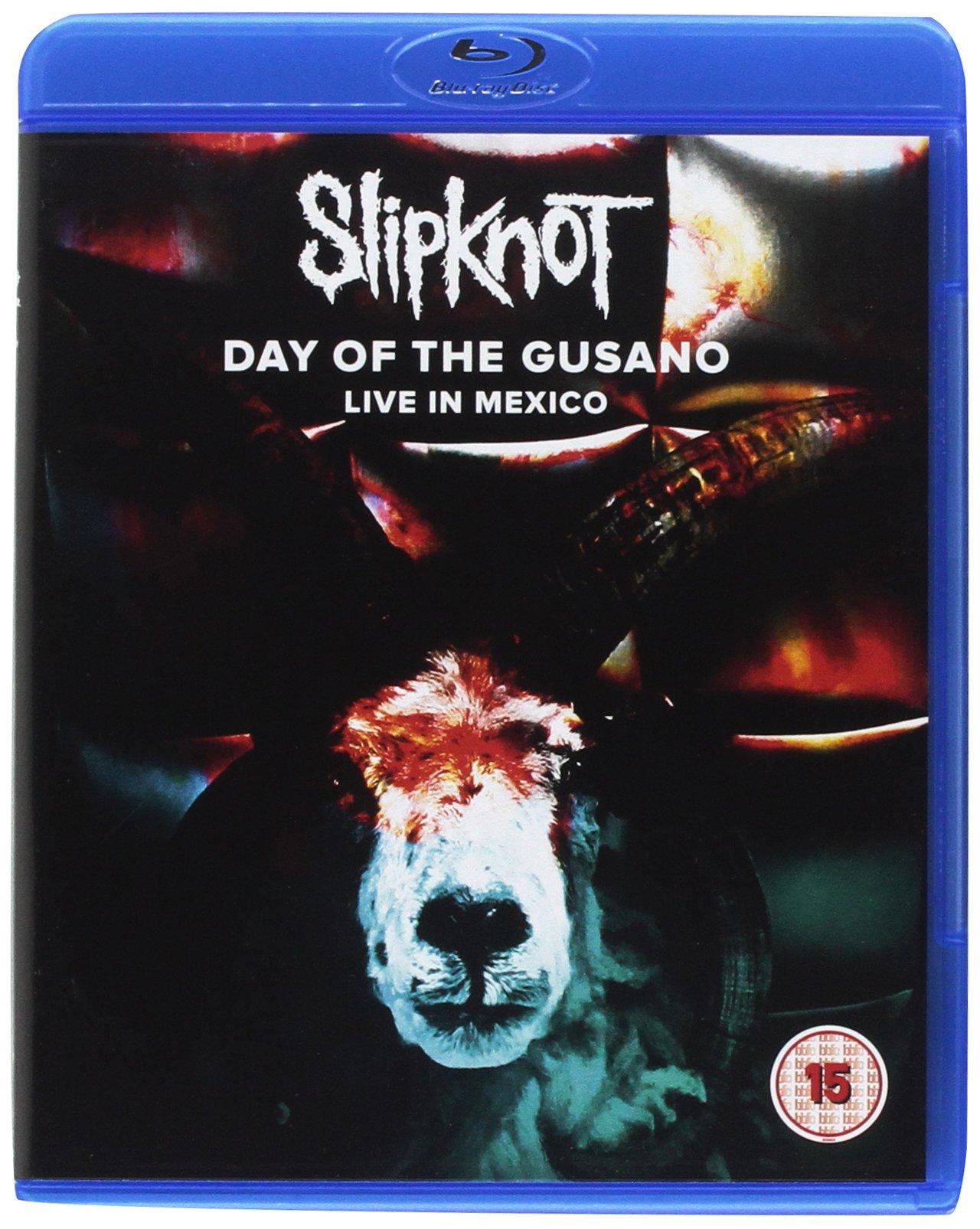 Blu-ray : Slipknot - Slipknot: Day of the Gusano: Live in Mexico (United Kingdom - Import)