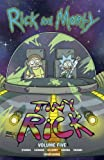 Rick and Morty Volume Five