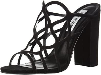 552ee270c55 Amazon.com  Steve Madden Women s Carlita Heeled Sandal  Shoes