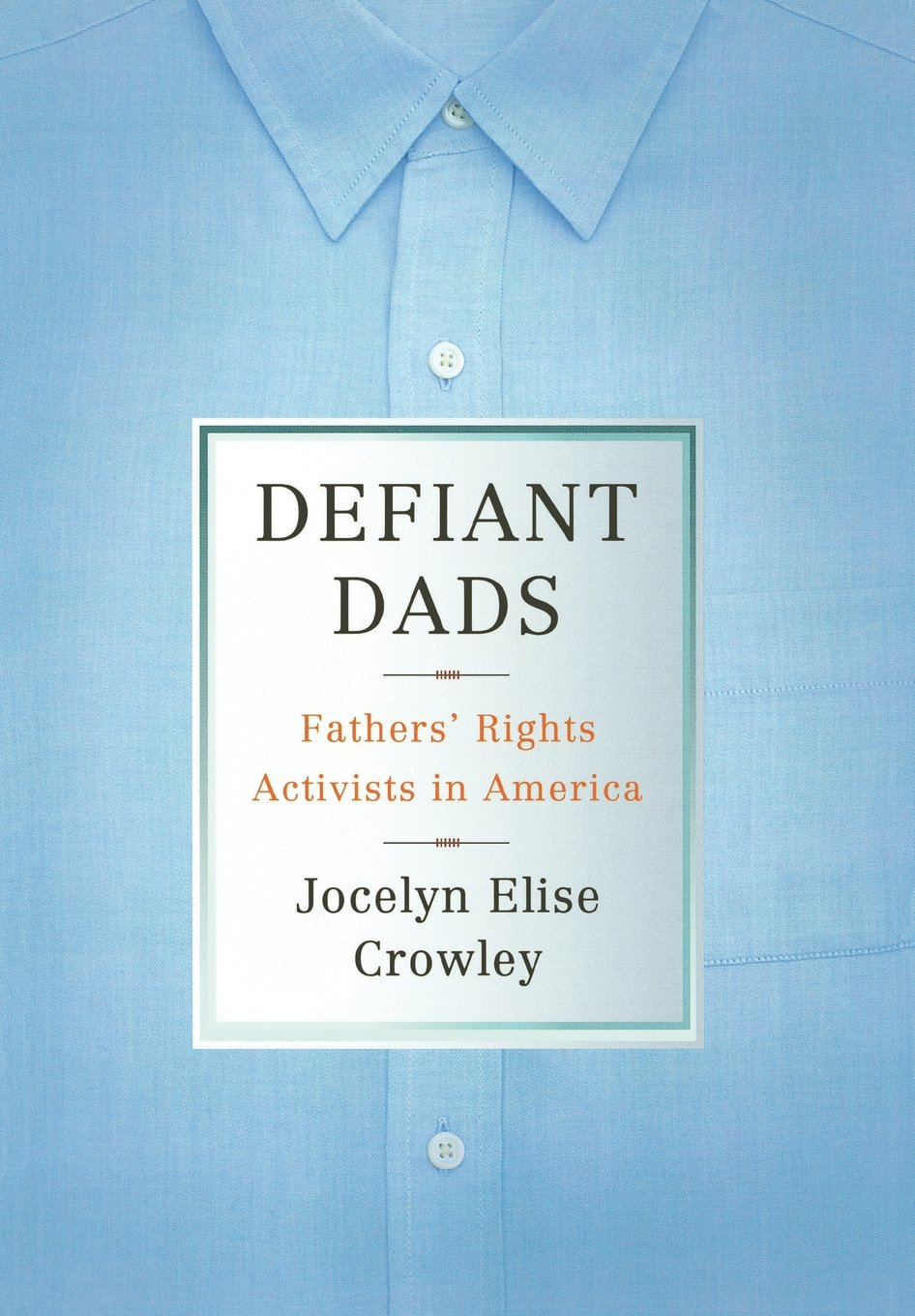 Download Defiant Dads: Fathers' Rights Activists in America PDF