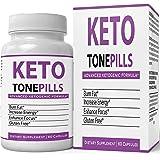 Keto Tone Pills Weightloss Supplement Keto Diet Tablets - Fire Up Your Fat Burning   Advanced Fat Loss Formula Pills for Women and Men Natural Weight Loss Pastillas Original