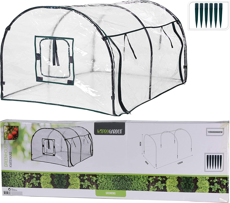 ProGarden - New products folie Kweekkas 120x80x60cm