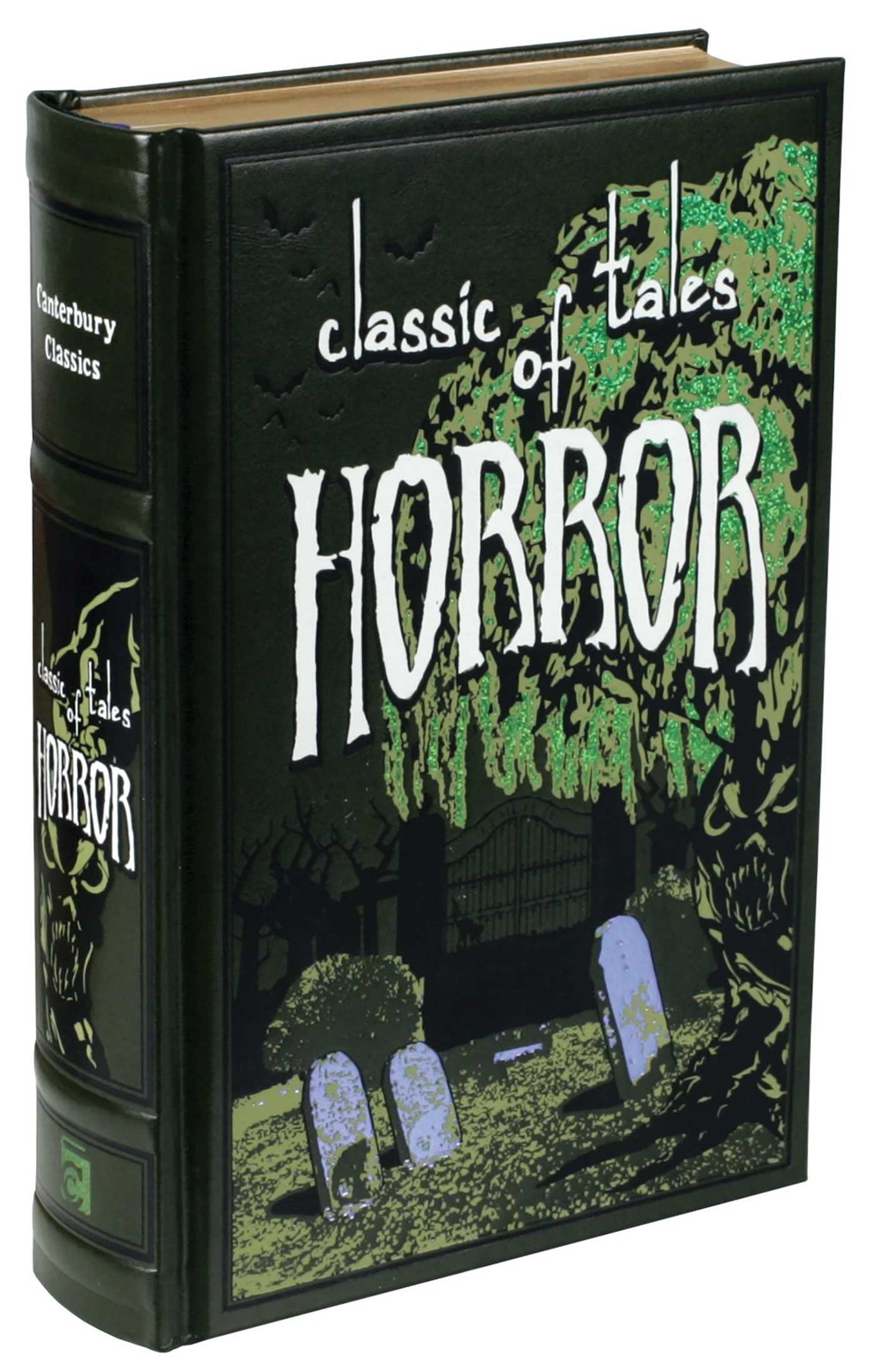 Classic Tales Horror Leather bound Classics product image