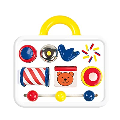 Galt Ambi Toys, Activity Case, Multicolor: Toys & Games