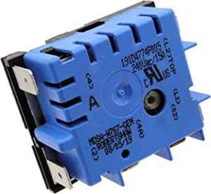 Supplying Demand WB24X25013 Range Infinite Control Switch Compatible With GE Fits PS11729102