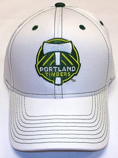 0807fe45a07 Amazon.com  MLS Portland Timbers Flex Adidas Hat - L XL - TS48S  Sports    Outdoors