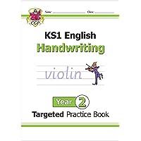 KS1 English Targeted Practice Book: Handwriting - Year 2 (CGP KS1 English)
