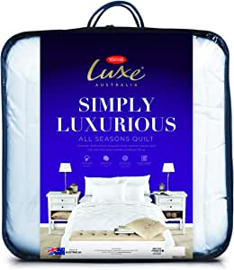 Tontine Luxe Simply Luxurious Quilt, Single