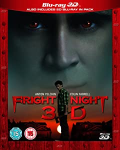 Fright Night (Blu-ray 3D + Blu-ray) [Region Free]