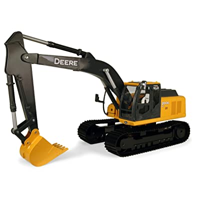 Ertl Big Farm 1:16 John Deere 200Lc Excavator: Toys & Games