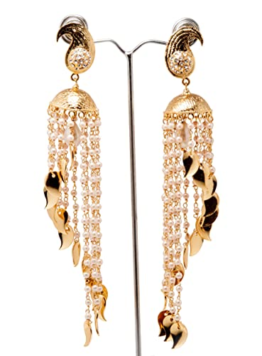 com item aquaria cascade earrings stauer nile