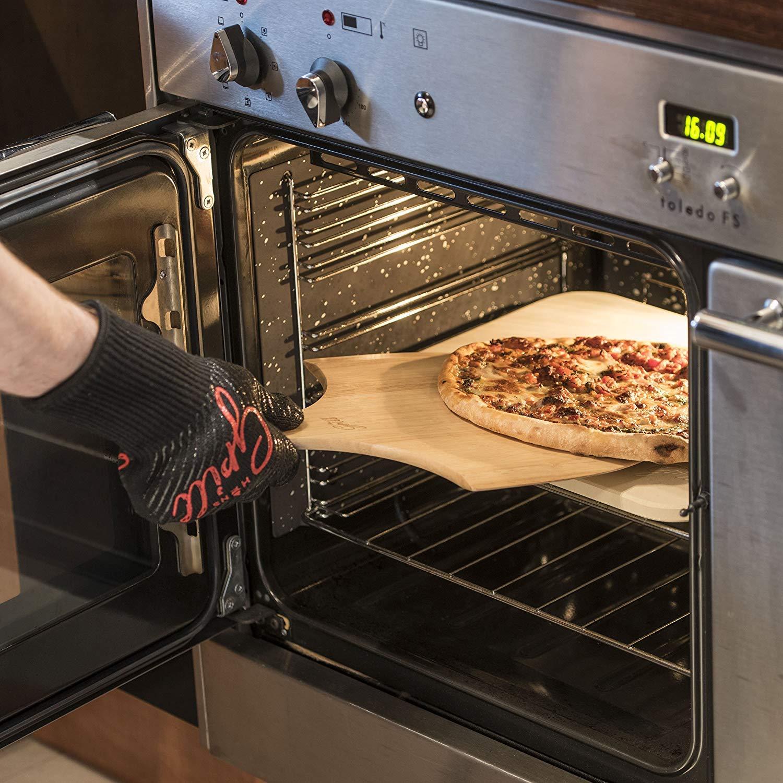 Amazon.com: Hans Grill - Piedra para hornear pizzas para uso ...