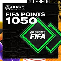 FIFA 21 - 1050 FUT Points - PS4 [Digital Code]