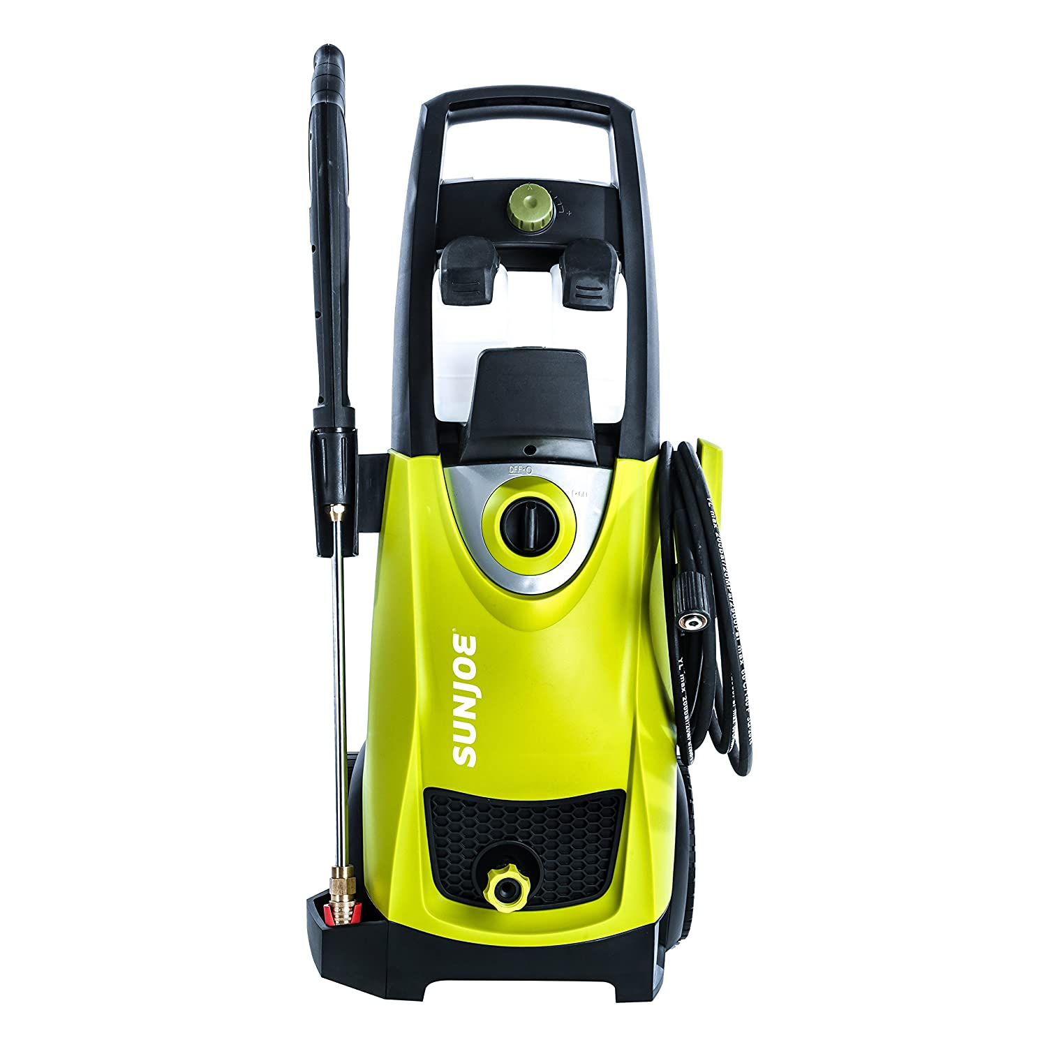 greenworks pressure washer 1600 manual