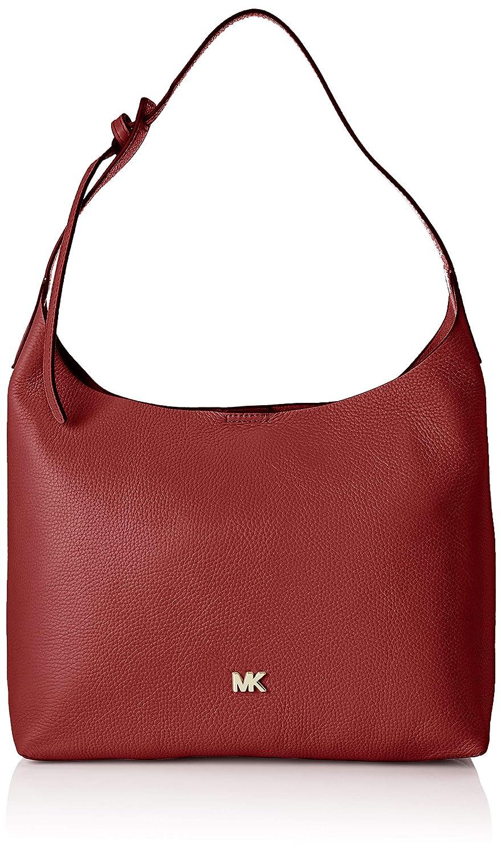 85f52cb7e206d3 MICHAEL Michael Kors Junie Medium Leather Shoulder Bag: Handbags: Amazon.com
