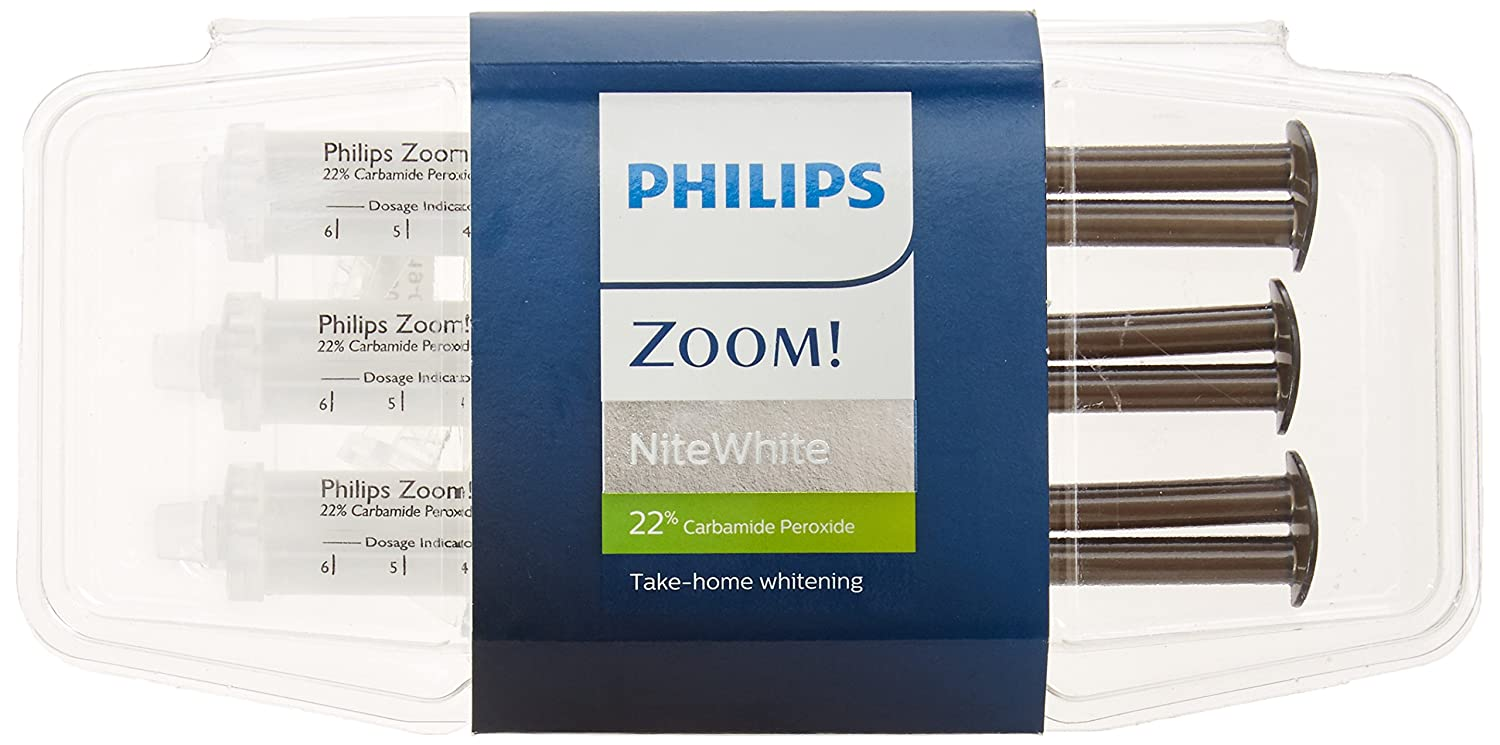 Amazon Philips Zoom Nite White 22 3 Syringes Industrial