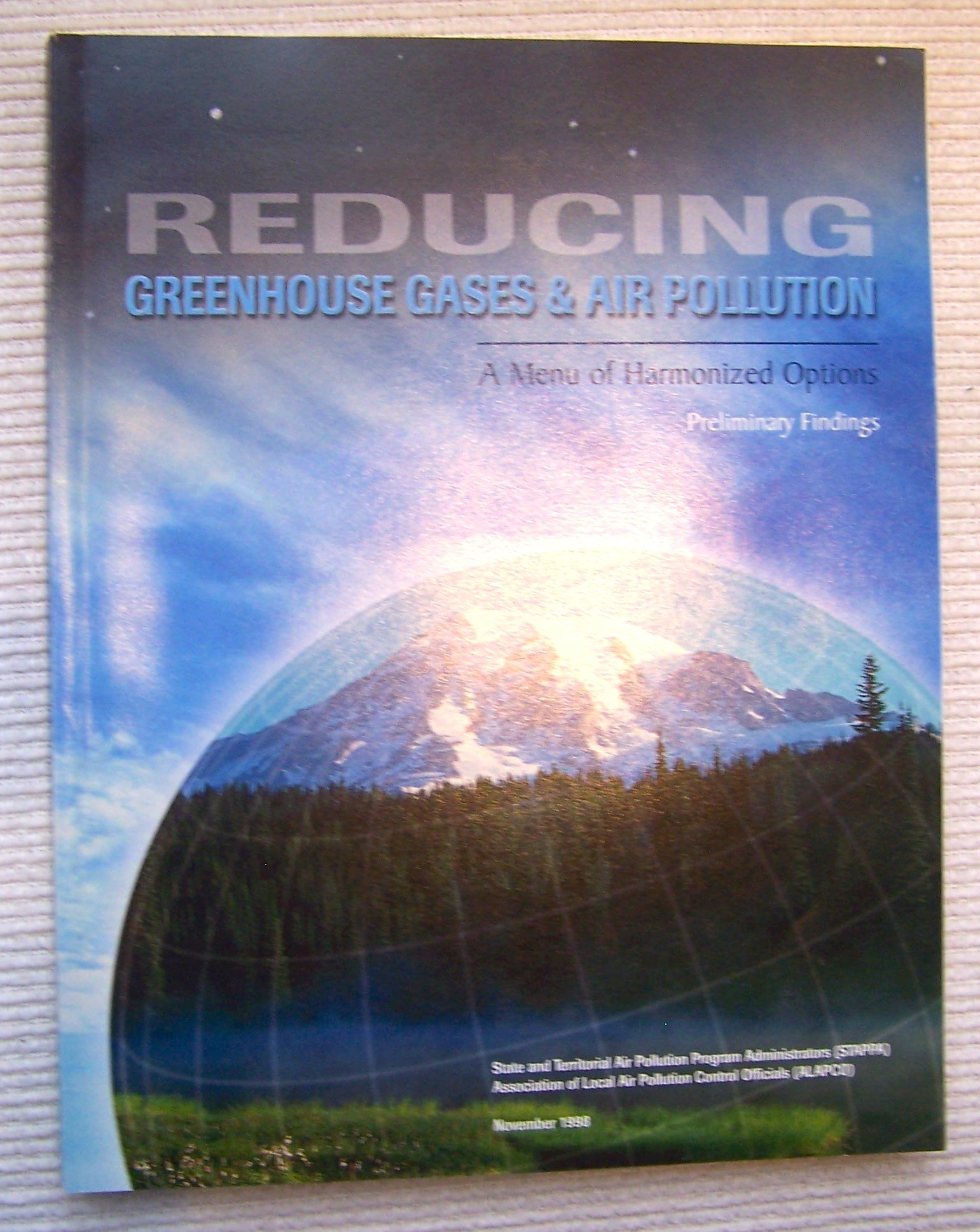 REDUCING GREENHOUSE GASES & AIR POLLUTION: A Menu of Harmonized Options
