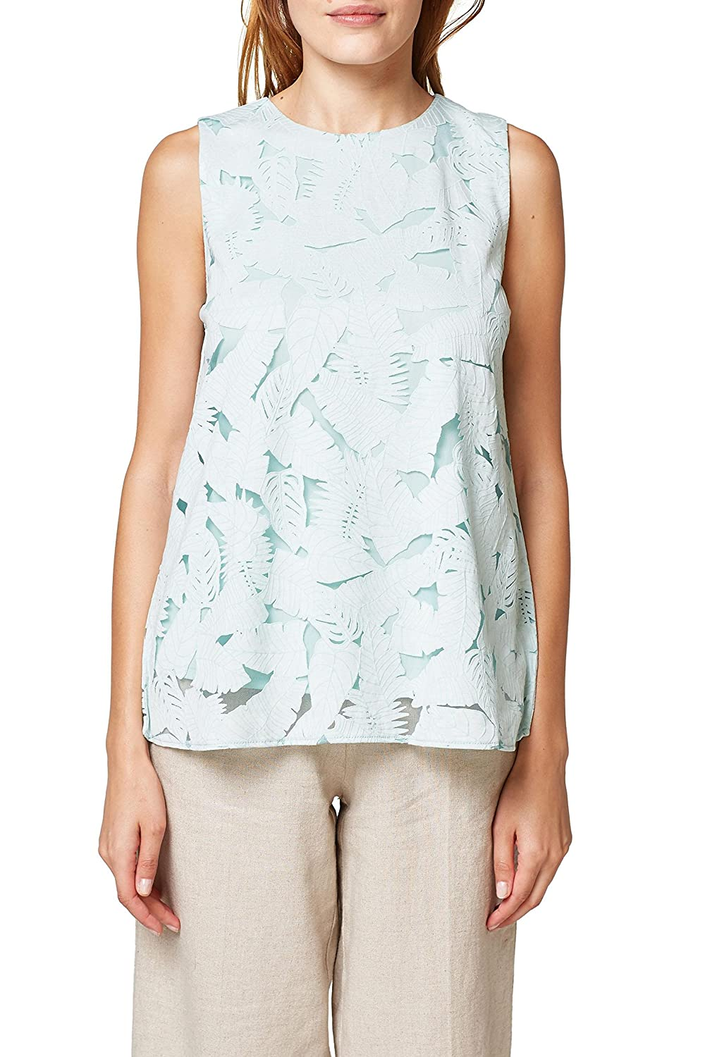 ESPRIT Collection Camiseta sin Mangas para Mujer