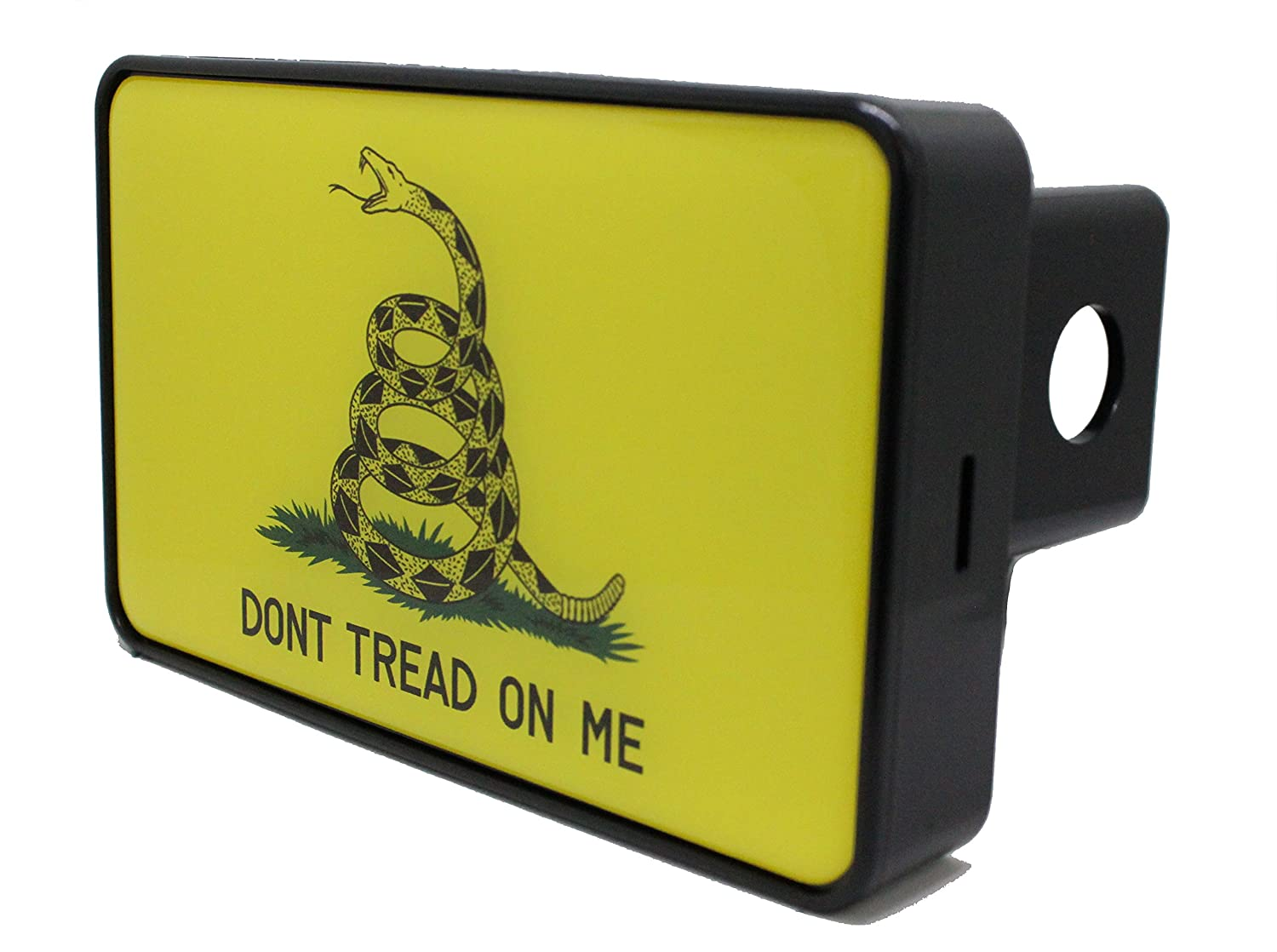Bright Hitch Dont Tread on Me Hitch Cover