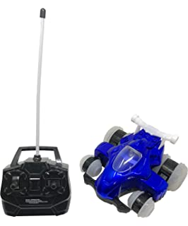 Amazon com: Mindscope Red HoverQuad Mini Radio Control Stunt Action