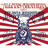 The Allman Brothers Band Live at the Atlanta International Pop Festival, July 3 & 5 1970