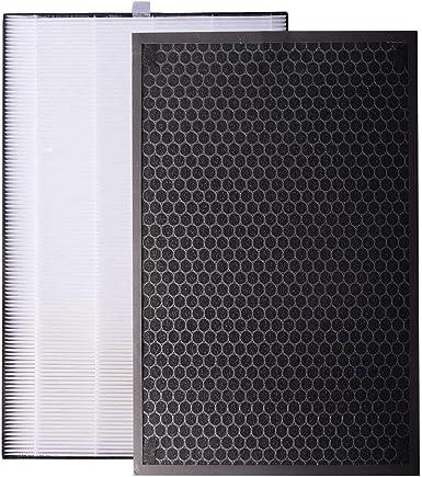 KR-NET Filtro de carbón Activo + HEPA FZ-D50HF / FZ-F50DF de ...