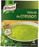 Knorr Soupe Velouté De Cresson 53g Pour 4 Personnes