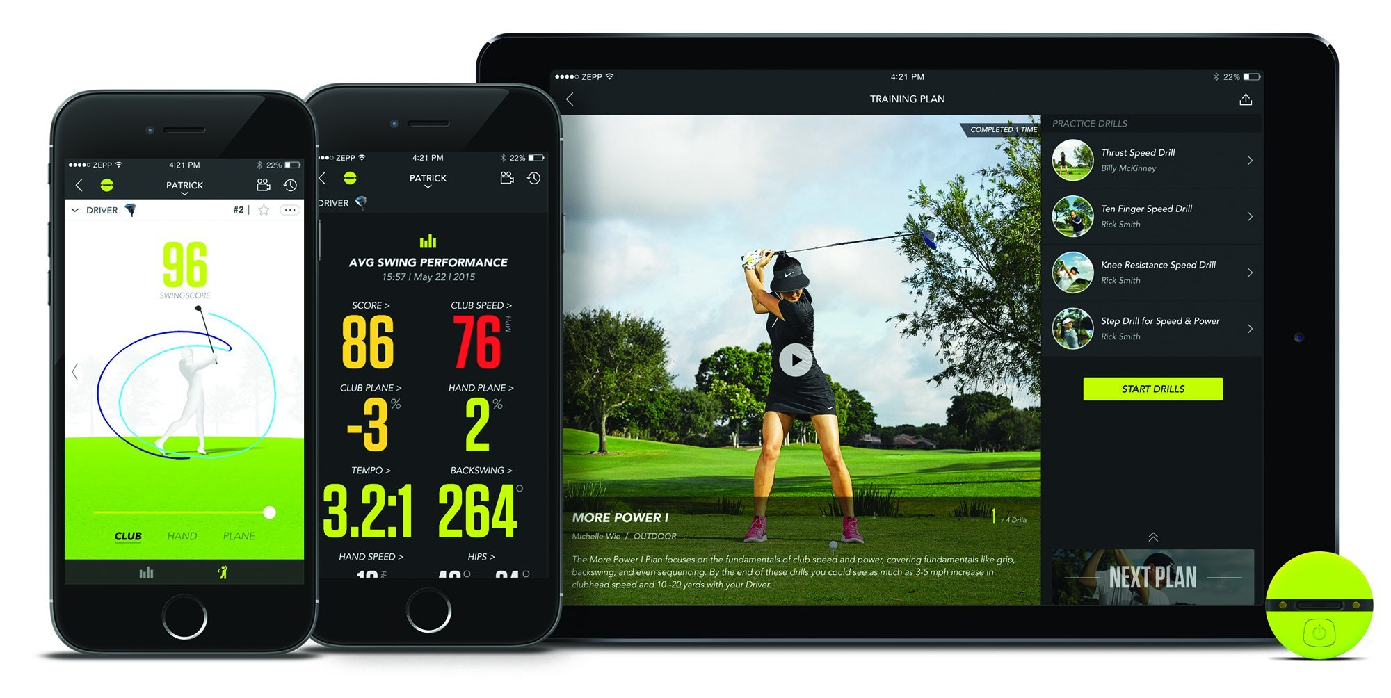 Zepp Golf 2 3D Swing Analyzer by Zepp (Image #3)