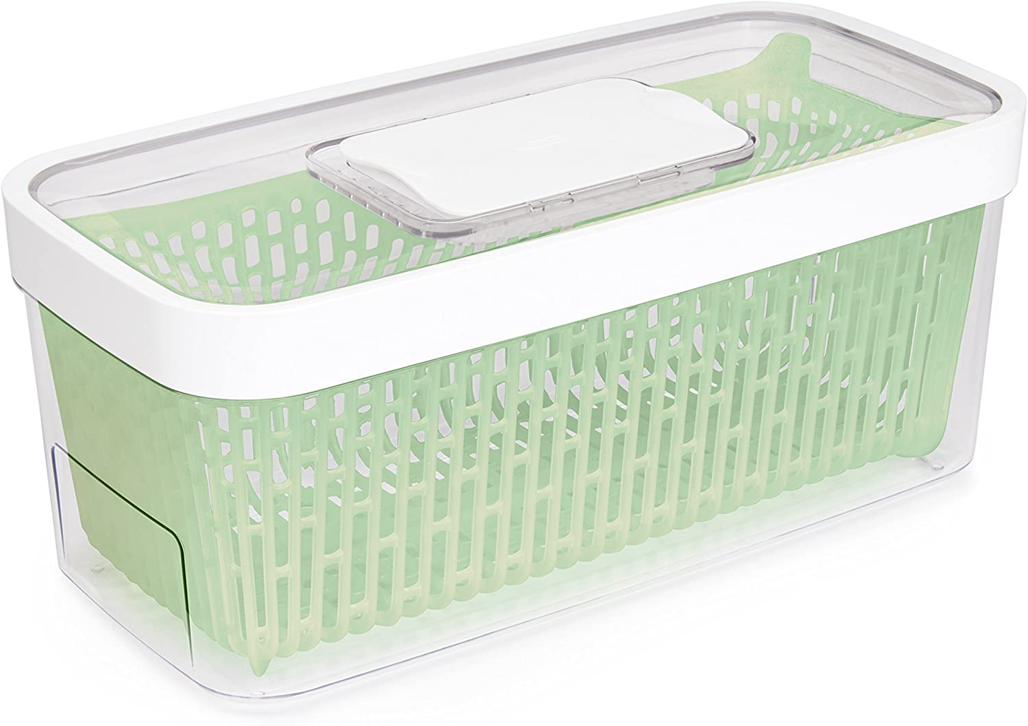OXO Good Grips GreenSaver Produce Keeper - Large: Home & Kitchen