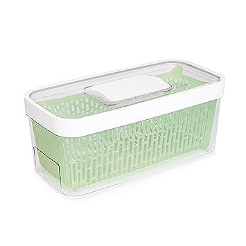 Oxo 11140100 Greensaver Boîte De Conservation Plastique Blanc 4,7 L