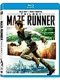 Maze Runner Trilogy (DVD) [Blu-ray]