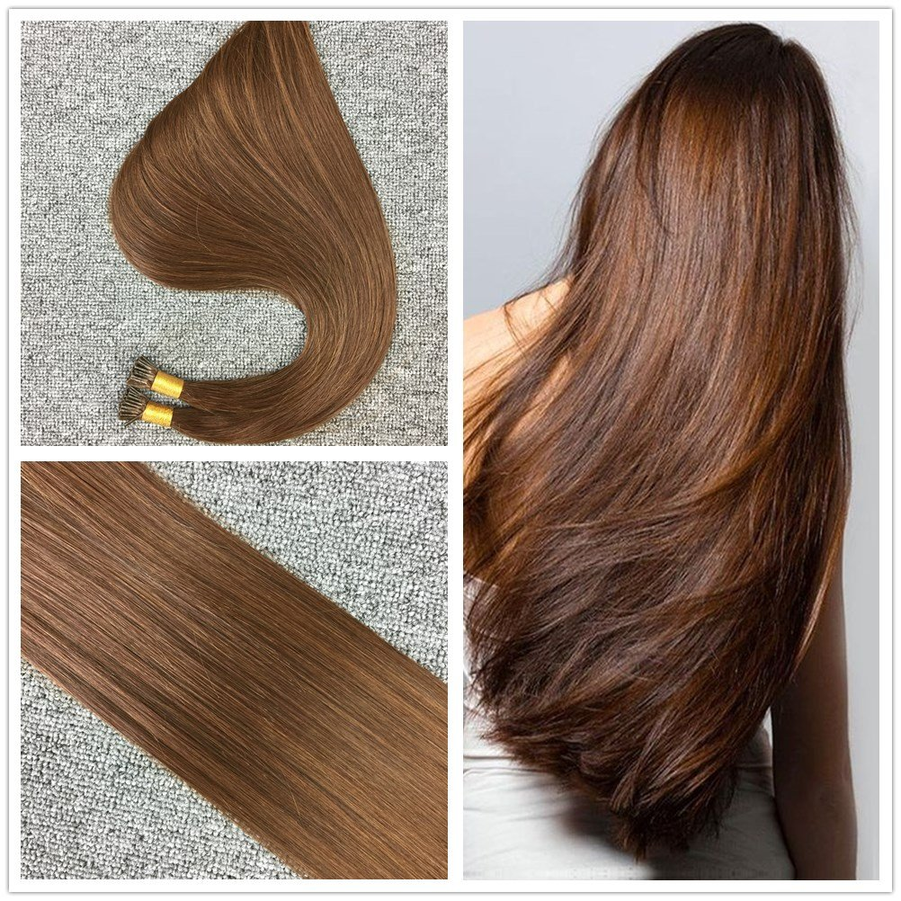Hikyuu 18 1gs 50 Strands Pre Bonded Keratin I Tip Fusion Hair