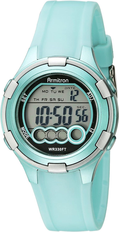 Armitron Sport Women s 45 7053 Digital Resin Strap Watch