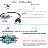 Sensky BS010WL DC 12v to 24v Mini Pir Motion Sensor
