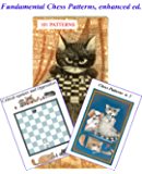 Encyclopedia of Chess Patterns, part 1: 101 PATTERNS, 600 pages, 300 diagrams, links to 300 games