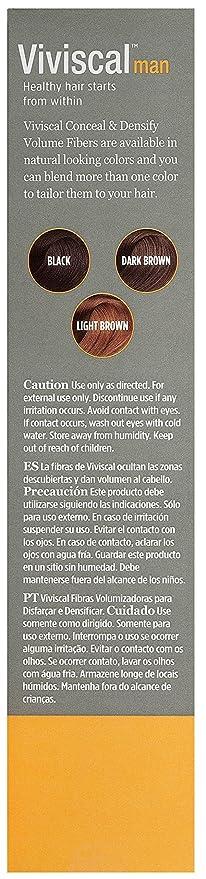 Viviscal pelo Fibras con aplicador para las mujeres: Amazon.es: Salud y cuidado personal