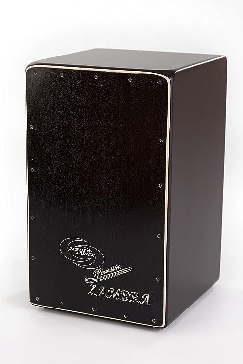 Cajon Flamenco Zambra + Funda: Amazon.es: Instrumentos musicales
